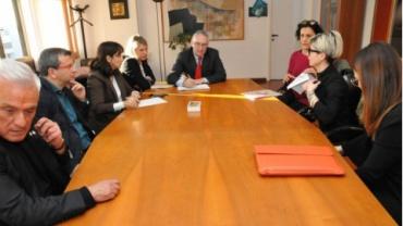 Torrette, Ceriscioli incontra il Comitato genitori bambini cardiopatici: via libera al progetto di osteopatia