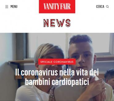 Il coronavirus nella vita dei bambini cardiopatici