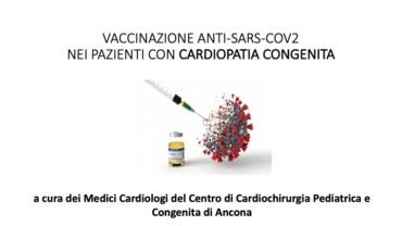 Vaccinazione Anti-sars-cov2 nei pazienti con cardiopatia congenita covid – info utili